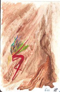 Caracole sous stèche 1, par Wildfires